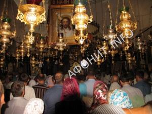Киевское Афонское подворье Храм святителя Михаила, митрополита Киевского