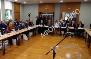 конференция «Маршруты религиозного туризма и паломничества в России и Греции» в Афинах