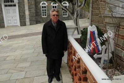 генеральный консул Российской Федерации Алексей Попов