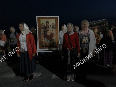 Krestn hod Ujgorod Domboki 13.07.2019