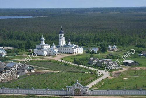 Иоанно-Богословский Крыпецкий монастырь