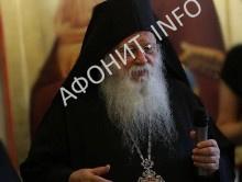 Игумен Ксенофонтова монастыря на Афоне архимандрит Алексий Мадзирис