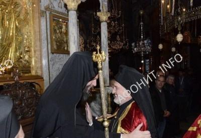 В афонском монастыре Ксенофонт торжественно отметили панигр