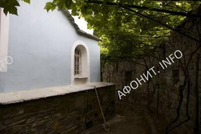 Успенский собор в древнерусском скиту Ксилургу на Афоне