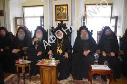 Афонский монастырь Кутлумуш
