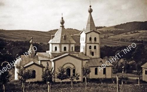 Монастырь Преподобного Иова Почаевского (Ладомирова)