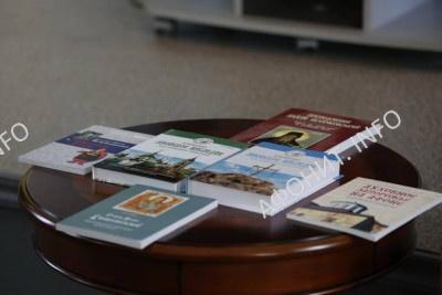 новые книги на афонскую тематику