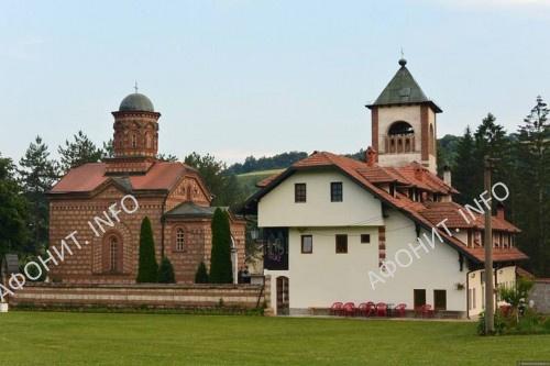 Монастырь в Леличе