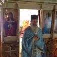 Келия Святого Креста на Афоне, память старца Тихона (Голенкова)
