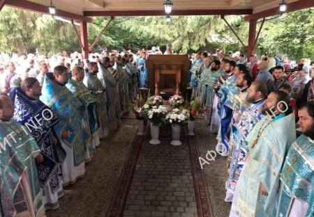 Liturgiya Domboki 13.07.2019