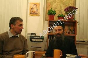 Иеромонах Макарий Симонопетрский, составитель Афонского Синаксаря