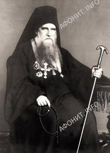 Схиархимандрит Макарий (Сушкин)
