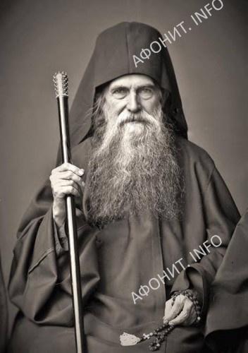 Русский Афонский старец Макарий (Сушкин)