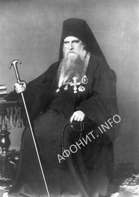 Афонский старец Макарий Сушкин