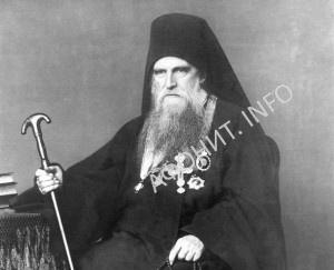 Афонский схиархимандрит Макарий (Сушкин)