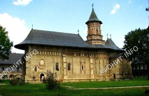 Нямецкий монастырь в Румынии, где игуменом был прп. Паисий Величковский