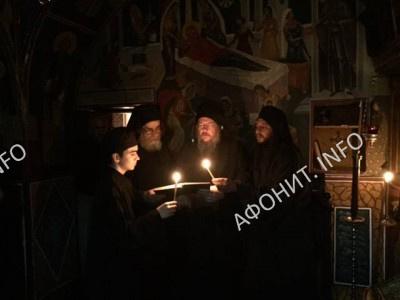 Афонская келлия Маруда