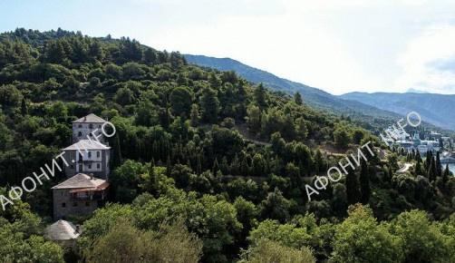 Мельница Силуана Афонского