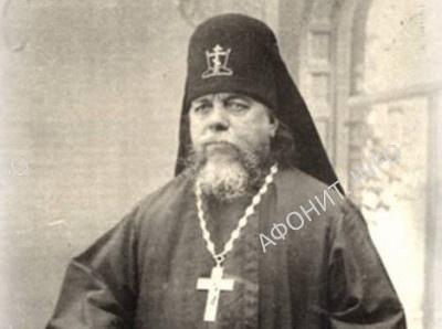 Валаамский иеромонах Маркиан (Попов) (в схиме Михаил)