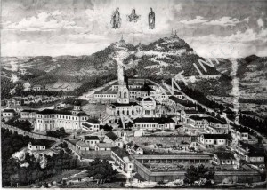 Свято-Михайловская Афонская Закубанская пустынь