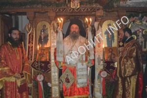 Святогорский скит Малая Анна на Афоне