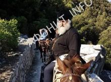 Митрополит Ханты-Мансийский Павел совершил паломничество на Афон