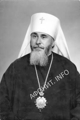 Митрополитъ Херсонскій и Одесскій Сергій (Петровъ)