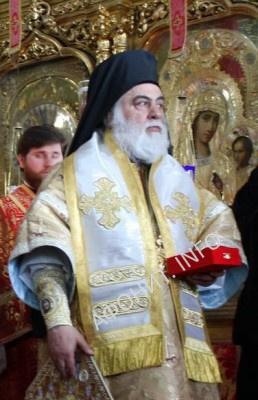 митрополит Апостолос (Вулгарис) Милетский