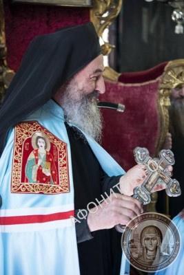 Паломнический визит Предстоятеля УПЦ Митрополита Онуфрия на Святую Гору Афон