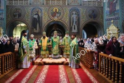 Память Прп. Анастасии Киевской почтили в Покровском монастыре
