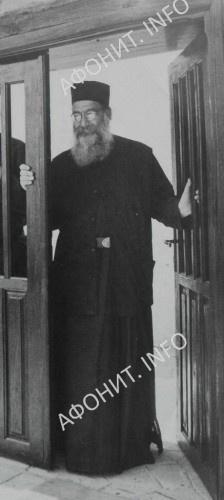 Старец Моисей Святогорец