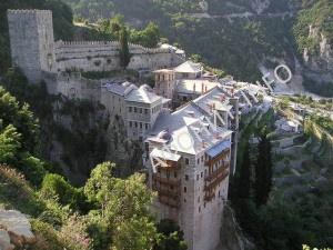 Монастырь святого Павла на Афоне ( Агиа Павла )