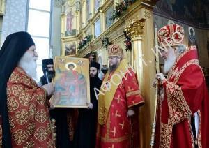 мощи великомученика Георгия со Святой Горы Афон