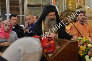 Афонский иеромонах Иосиф из монастыря Ксенофонт