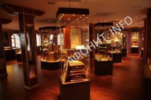 Музей Русского на Афоне Свято-Пантелеимонова монастыря