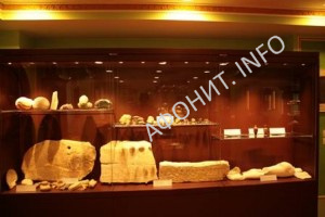 Музей в Афонском Свято-Пантелеимоновом монастыре