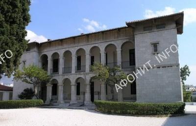 Музей византийского и христианского искусства в Афинах