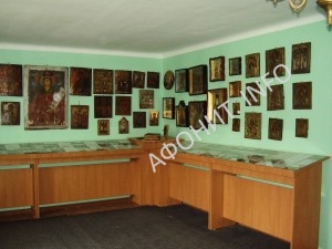 музей прп. Алексия Карпаторусского