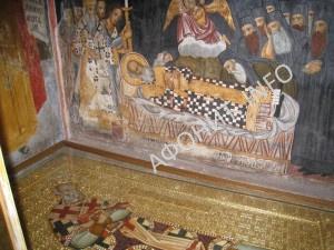Святитель  Нифонт II, патриарх Константинопольский, подвижник святогорской Дионисиатской обители