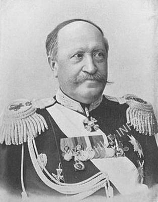 Граф Николай Павлович Игнатьев (1832 - 1908)