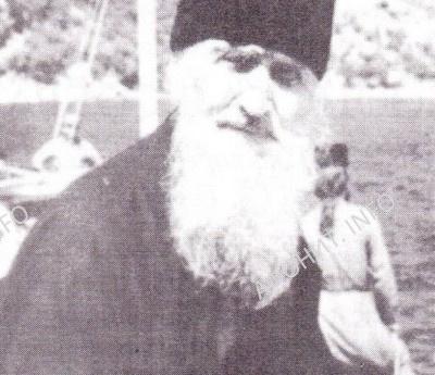 Мощи иеросхимонаха Никона (Штрандтмана)