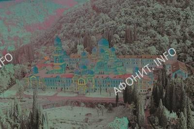 Ново-Афонский Симоно-Канонитский монастырь в Абхазии