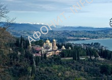 Ново-Афонский Симоно-Кананитский монастырь в Абхазии