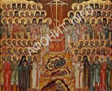 Святые Новомученики Бутовские