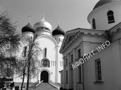 Свято-Успенский одесский мужской монастырь
