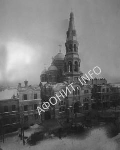 Подворье Афонского Ильинского скита в Одессе