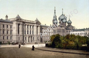 Одесское Пантелеимоновское Подворье Русского Афонского Свято-Пантелеимонова монастыря в Одессе