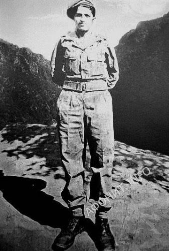 Старец Паисий Святогорец (Арсений Езнепидис - служба в армии)