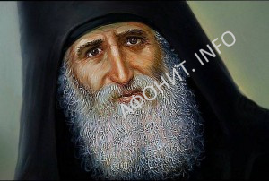 Старец Паисий Святогрец