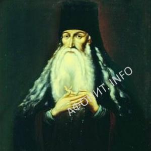 Старец Паисий Величковский